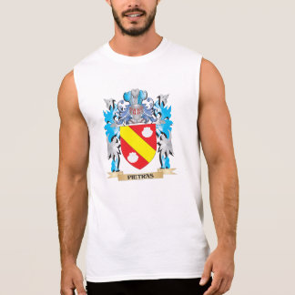 Pietras Coat of Arms - Family Crest Sleeveless T-shirt