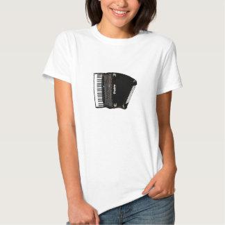 Pietro Accordion Dry Brush T Shirt