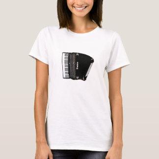 Pietro Accordion Dry Brush T-Shirt