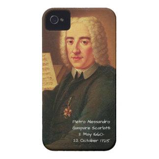 Pietro Alessandro Gaspare Scarlatti iPhone 4 Case-Mate Case