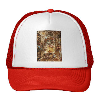 Pietro Cortona-Allegory of Divine Providence&Power Hats
