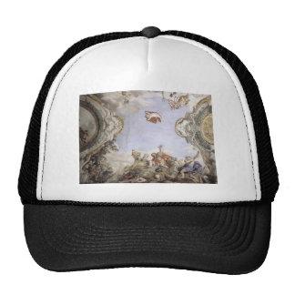 Pietro Cortona: Landing of the Trojans Trucker Hats
