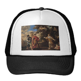 Pietro Cortona-Venus Appearing as a Huntress Hats