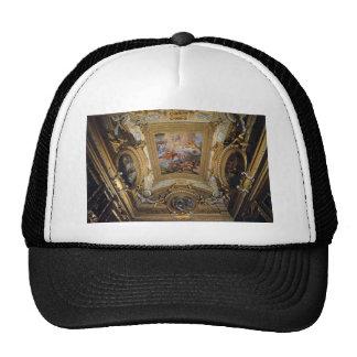 Pietro da Cortona:Ceiling Fresco in Hall of Saturn Trucker Hats
