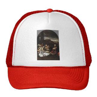 Pietro da Cortona- Pietà Mesh Hat