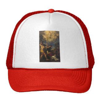 Pietro da Cortona- The Martyrdom of Saint Stephen Hats