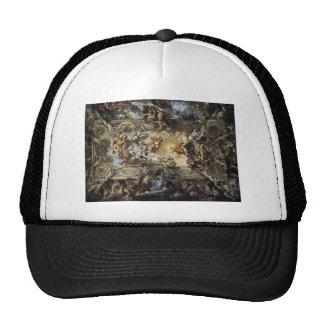 Pietro da Cortona:The Triumph of Divine Providence Hat