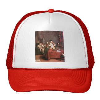 Pietro Longhi- The Concert Hat