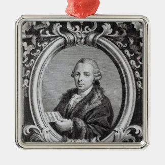 Pietro Nardini, engraved by G. Batta Cechi Metal Ornament