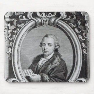 Pietro Nardini, engraved by G. Batta Cechi Mouse Pad