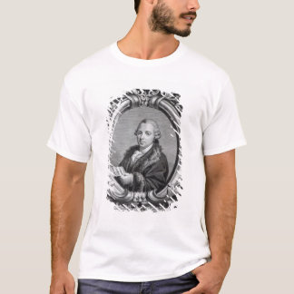 Pietro Nardini, engraved by G. Batta Cechi T-Shirt