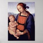 Pietro Perugino - Madonna Posters