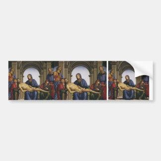 Pietro Perugino- Pieta Bumper Stickers