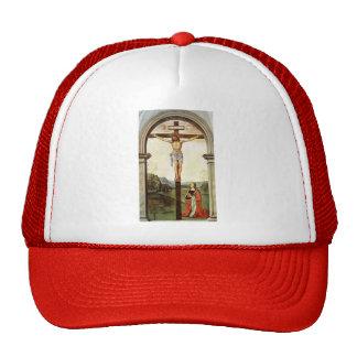 Pietro Perugino: The Crucifixion Trucker Hat