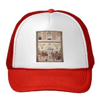 Pietro Perugino-The Miracles of San Bernardino Trucker Hats