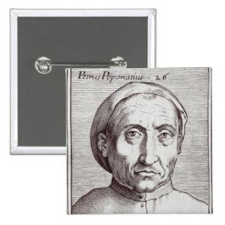 Pietro Pomponazzi Pin Cuadrada 5 Cm