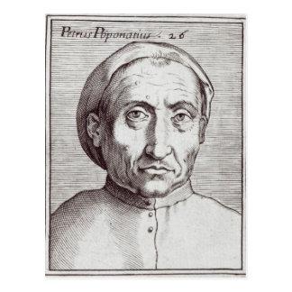 Pietro Pomponazzi Postales