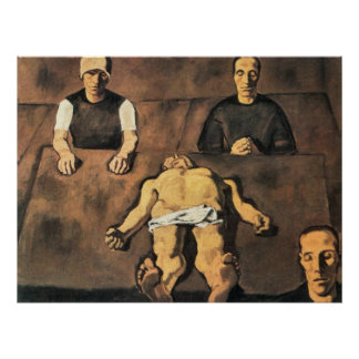 Piety by Albin Egger-Lienz Poster