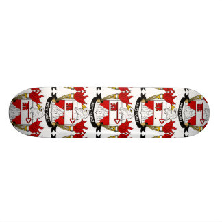 Pietz Family Crest Skateboards