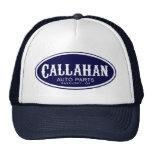 Piezas de automóvil de Callahan Gorros Bordados