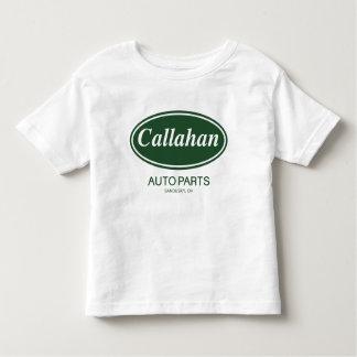 Piezas de automóvil de Callahan Playera De Bebé