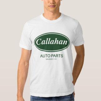 Piezas de automóvil de Callahan Poleras