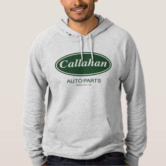 Piezas de automóvil de Callahan Sudadera