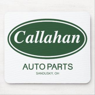 Piezas de automóvil de Callahan Alfombrillas De Ratones