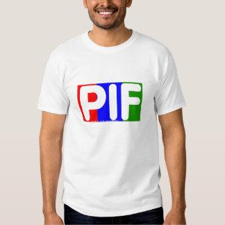 Pif básico remera