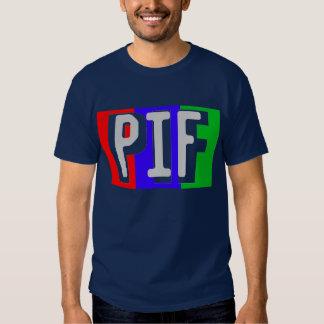 PIF para un nuevo mundo Camisas
