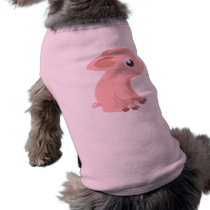 pig-576570 HUMBLE HAPPY PINK PIG PIGLET PIGGY CART Tee