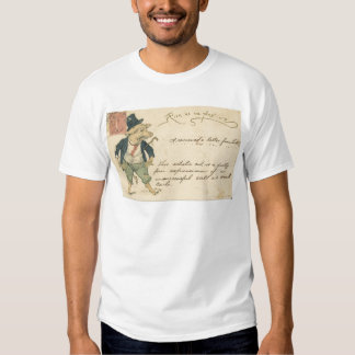 pig and empty pockets with text t shirt