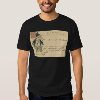 pig and empty pockets with text t-shirt