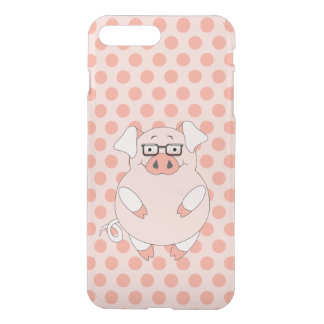 Pig And Polkadots iPhone 8 Plus/7 Plus Case