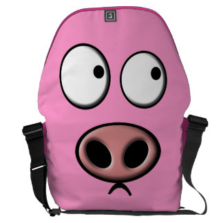 Pig Bag Courier Bags