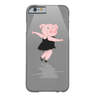 Pig Ballet Dancer Barely There iPhone 6 Case