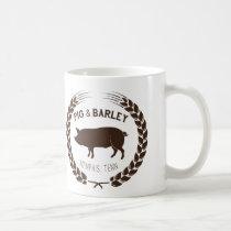 Pig & Barley Mug