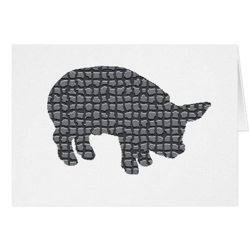 Pig Blocked Cards