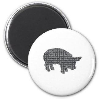Pig Blocked Magnet