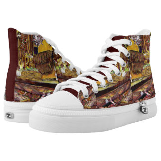 Pig, Budapest High-Top Sneakers