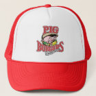 PIG BURGERS - EVERYBODY WANTS SOME!!! TRUCKER HAT