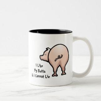 Pig Butts Mug