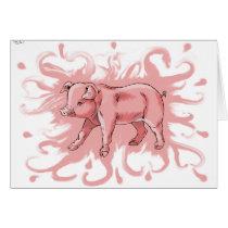 pig card