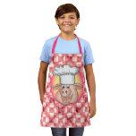 Pig Chef Apron