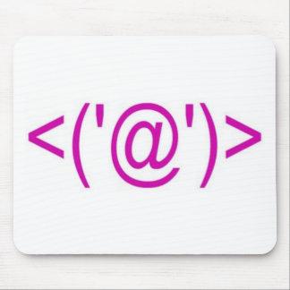 Pig Computer Symbol Mouse Pad