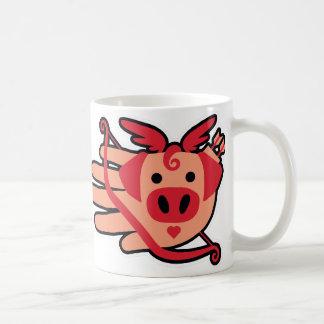 Pig Cupid Cupig Mug