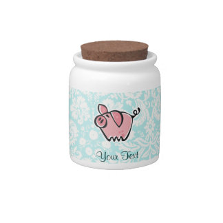Pig; Cute Candy Dish