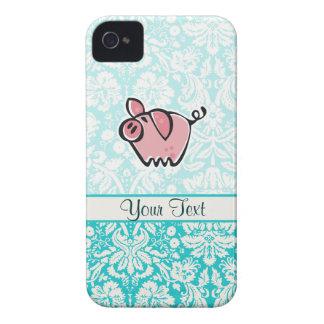 Pig; Cute Case-Mate iPhone 4 Case