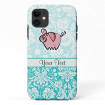 Pig; Cute iPhone 11 Case