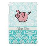Pig; Cute iPad Mini Cases